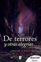 DE TERRORES Y OTRAS ALEGRÍAS