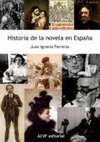 Historia de la novela en España (ebook)