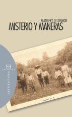 Misterio y maneras (ebook)