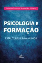 Psicologia e Formação (ebook)