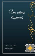 Un crime d'amour (ebook)
