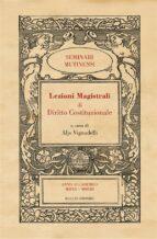 Lezioni Magistrali di Diritto Costituzionale III (ebook)