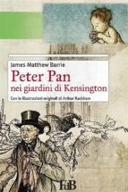 Peter Pan nei giardini di Kensington (ebook)