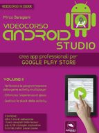 Android Studio Videocorso. Volume 8 (ebook)