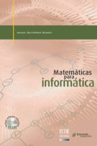 Matemáticas para informática (ebook)
