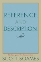 Reference and Description (ebook)