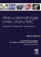 Atlas de dermatologie chien, chat et NAC (ebook)