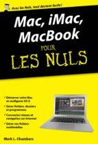 Mac, iMac, MacBook pour les Nuls poche (ebook)