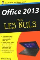 Office 2013 pour les Nuls (ebook)