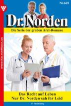 Dr. Norden 669 – Arztroman (ebook)