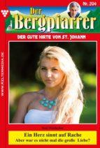 Der Bergpfarrer 204 – Heimatroman (ebook)