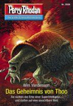 Perry Rhodan 2936: Das Geheimnis von Thoo (ebook)