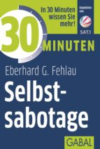 30 Minuten Selbstsabotage (ebook)