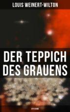 Der Teppich des Grauens (Spy-Krimi) (ebook)