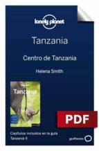Tanzania 5_6. Centro de Tanzania (ebook)