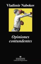 Opiniones contundentes (ebook)