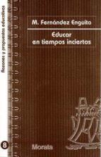 Educar en tiempos inciertos (ebook)