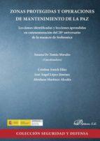 ZONAS PROTEGIDAS Y OPERACIONES DE MANTENIMIENTO DE LA PAZ. LECCIONES IDENTIFICADAS Y LECCIONES APRENDIDAS EN CONMEMORACIÓN DEL 20º ANIVERSARIO DE LA M