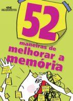 52 Maneiras de Melhorar a Memória (ebook)