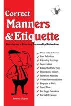 Correct Manners & Etiquette (ebook)