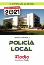 POLICÍA LOCAL. TEMARIO. VOLUMEN 2