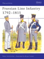 Prussian Line Infantry 1792-1815 (ebook)