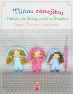 Niñas conejitas, Patrón de Amigurumi a Crochet (ebook)
