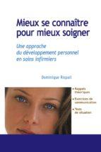 Mieux se connaître pour mieux soigner (ebook)