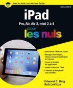 iPad ed iOS 10 pour les Nuls (ebook)