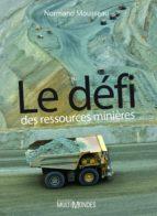 Le défi des ressources minières (ebook)