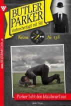 Butler Parker 138 – Kriminalroman (ebook)