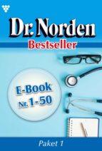 Dr. Norden Bestseller Paket 1 – Arztroman (ebook)