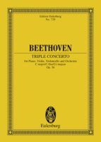 Triple Concerto C major (ebook)