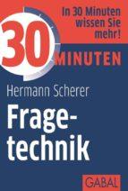 30 Minuten Fragetechnik (ebook)