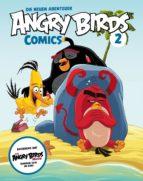 Angry Birds – Die neuen Abenteuer 2: Aufregung auf der Vogelinsel (Comic zum Film) (ebook)
