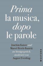 Prima la Musica, dopo le parole (ebook)