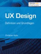UX Design - Definition und Grundlagen (ebook)