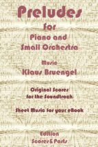 Preludes for Piano and Small Orchestra (ebook)