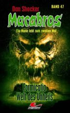 DAN SHOCKER'S MACABROS 47