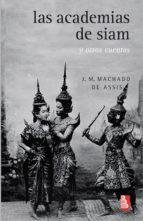 Las academias de Siam y otros cuentos (ebook)