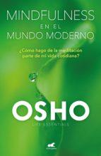 Mindfulness en el mundo moderno (ebook)