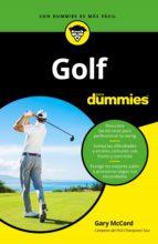Golf  para Dummies (ebook)