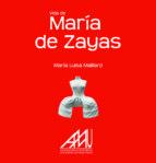 VIDA DE MARÍA DE ZAYAS (ebook)