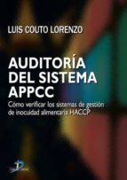 Auditoría del sistema de APPCC