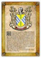 Apellido Buenaposada / Origen, Historia y Heráldica de los linajes y apellidos españoles e hispanoamericanos