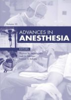 Advances in Anesthesia - E-Book (ebook)