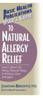 User's Guide to Natural Allergy Relief (ebook)