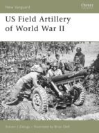 US Field Artillery of World War II (ebook)