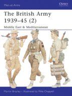 The British Army 1939-45 (2) (ebook)