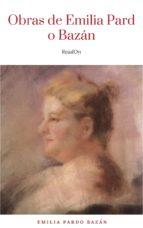 Obras - Colección de Emilia Pardo Bazán: Biblioteca de Grandes Escritores (ebook)